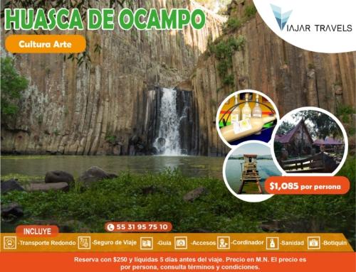 HUASCA DE OCAMPO