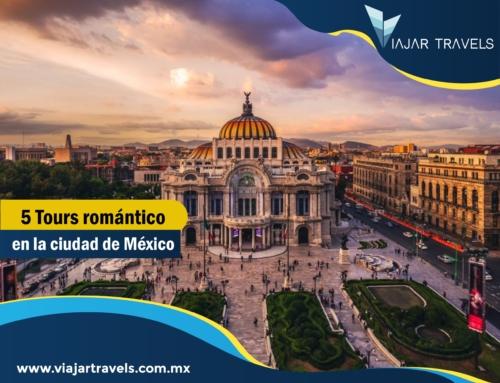 5 tours románticos en la ciudad de México.